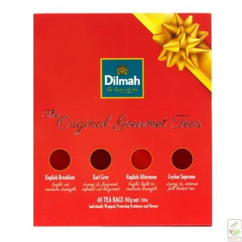 Dilmah Original Specialities herbata 40 kopert