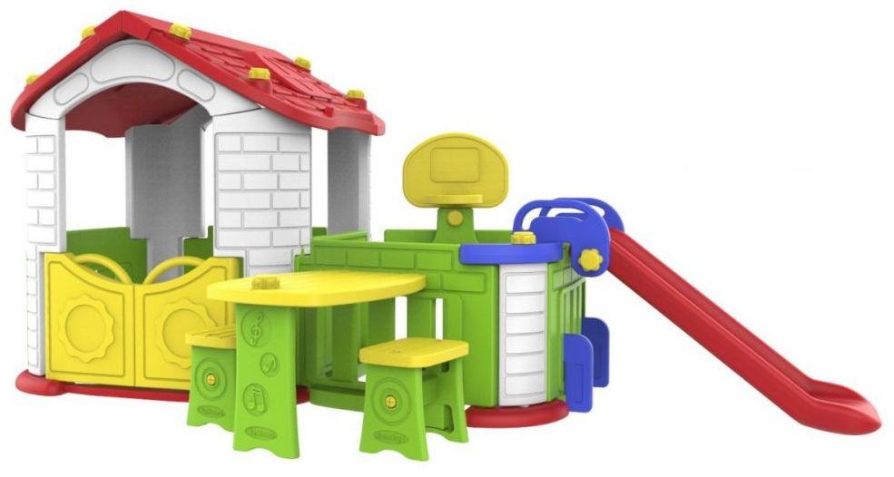 Duży Dom Z Przedsionkiem 5w1