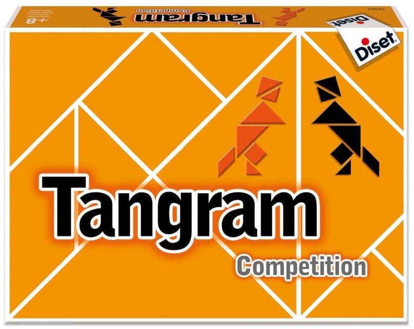 Diset  gra edukacyjna i naukowa  Tangram