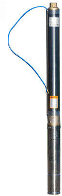 """IBO 3ti27 pompa głębinowa 3"""" - 230 V , 0,75 kW o podwyższonej odporności na piasek z 20 metrowym kablem"""