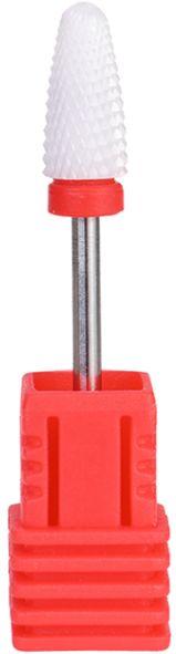Frez Ceramiczny Stożek Czerwony FLAME DELIKATNY