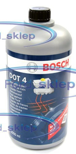 płyn hamulcowy DOT-4 Bosch 1L
