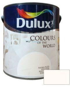 Emulsja Dulux Kolory Świata 2,5l Kreta - Kremowe biele