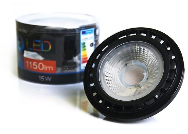 Żarówka LED QR111 15W 3000K GU10 DIM AZ1499 - Azzardo