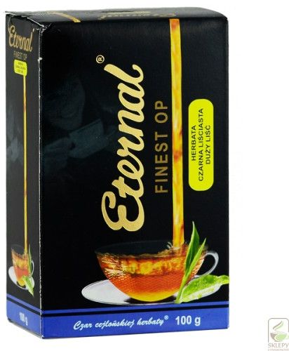 Oskar Eternal 100g herbata liściasta