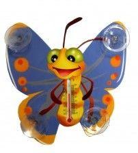 Termometr zewnętrzny Motyl