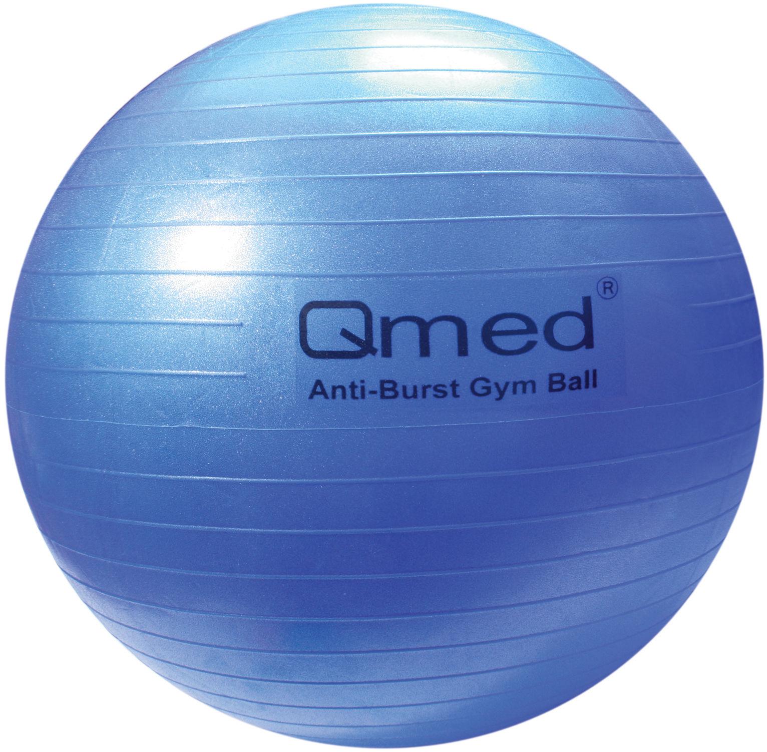 Piłka rehabilitacyjna z ATESTEM - ABS 75cm - POMPKA W ZESTAWIE (ball 75)