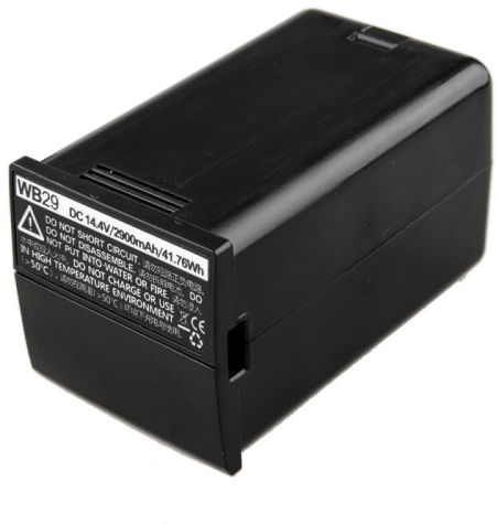 Godox WB29 - akumulator do lampy Godox AD200 Godox WB29