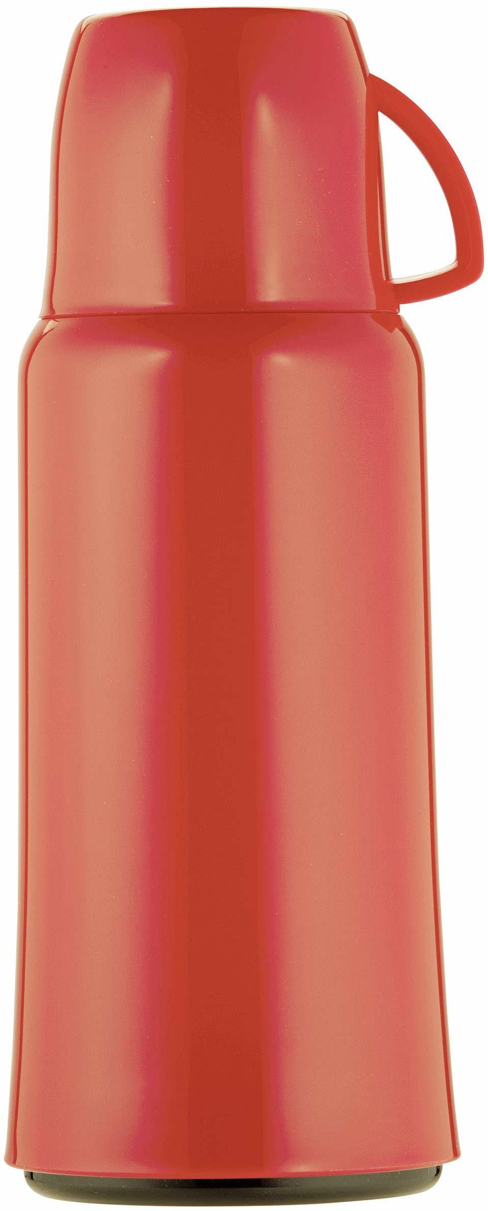Helios Elegance plastikowa butelka izolacyjna 1,0 l czerwona