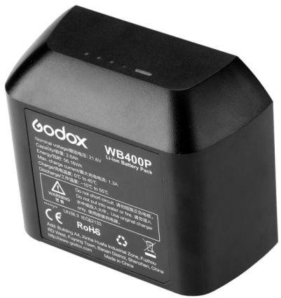 Godox WB400P - akumulator do lampy Godox AD400 Pro Godox WB400P