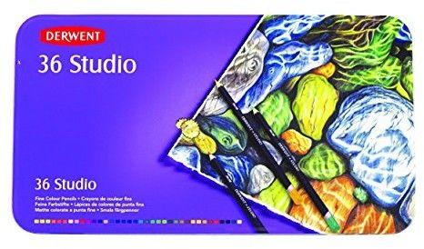 Zestaw Kredek Derwent Studio 36 Kolorów