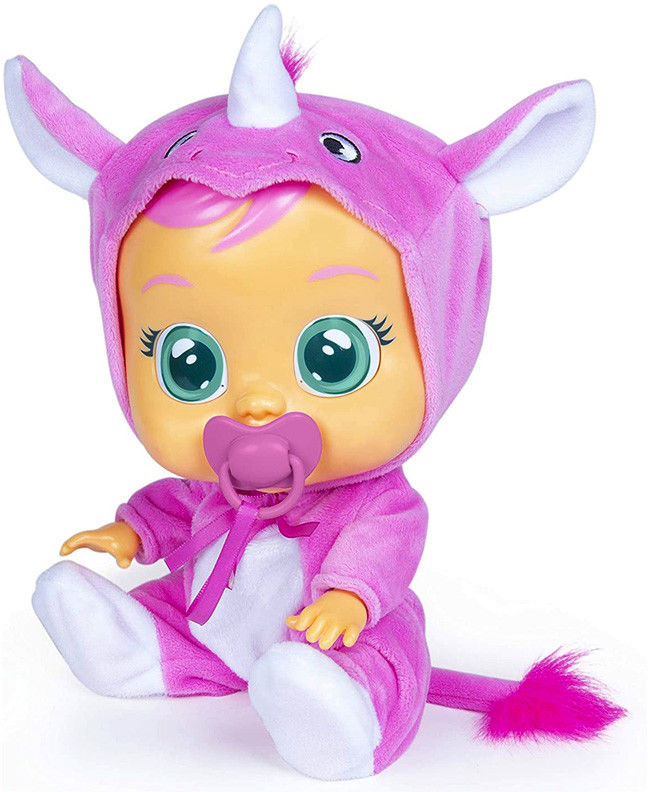 IMC Toys Cry Babies - Płacząca lalka bobas Sasha 93744