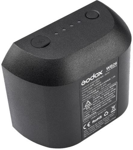 Godox WB26 - akumulator do lampy AD600 Pro TTL Godox WB26