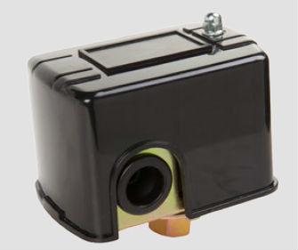 IBO PC-SK/2 wyłącznik ciśnieniowy , zakres ciśnień 1,6 - 4,6 bar , napiecie 230/400V, max natężenie prądu 12A
