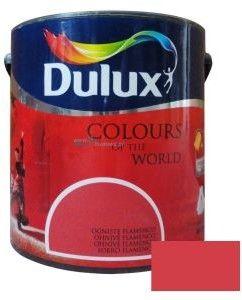 Emulsja Dulux Kolory Świata 5l Andaluzja - Czerwienie