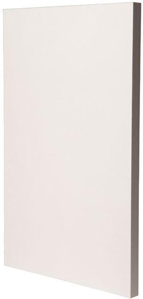 Półka meblowa 18 x 500 x 2500 mm biała