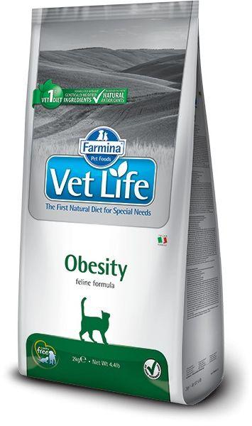 FARMINA Vet Life Obesity 2 kg Cat