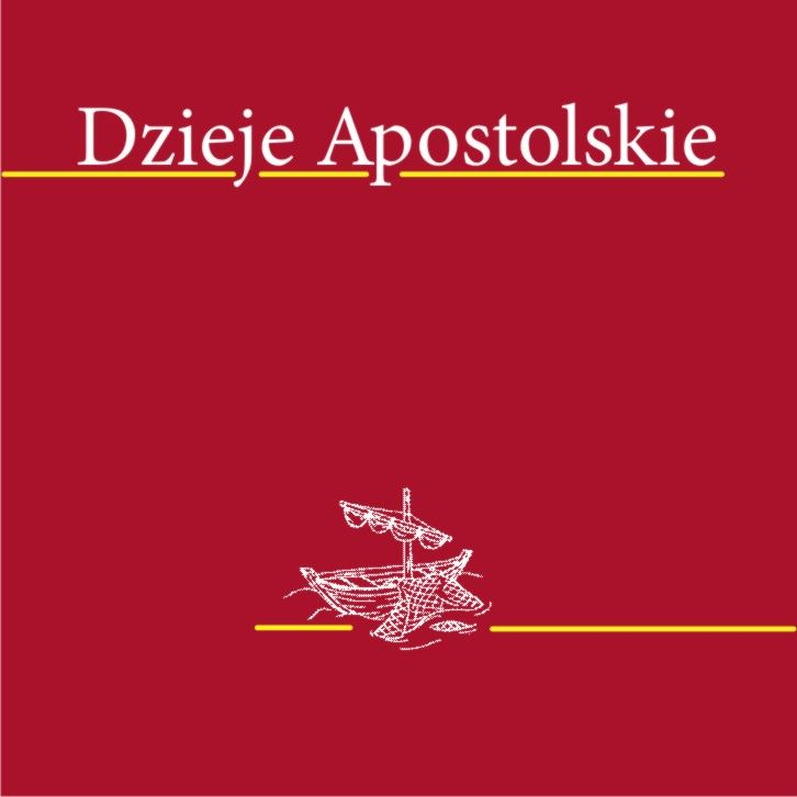 Dzieje apostolskie - Biblia 1000- lecia Pallottinum - audiobook