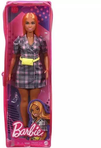 Barbie Fashionistas. Modna przyjaciółka GRB53 - Mattel