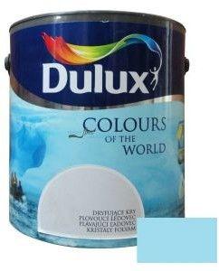 Emulsja Dulux Kolory Świata 2,5l Antarktyda - Błękity i szarości