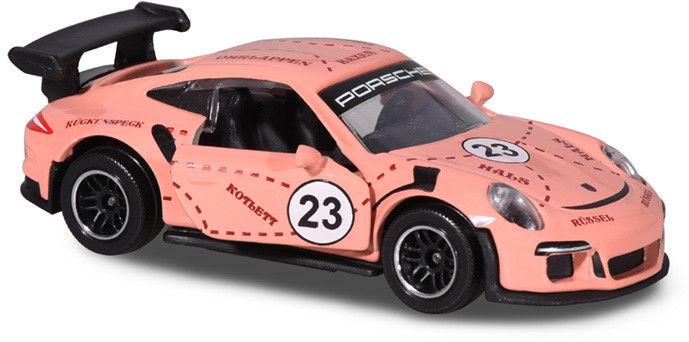 Majorette Porsche Edition Porsche 911 fioletowy 2053057