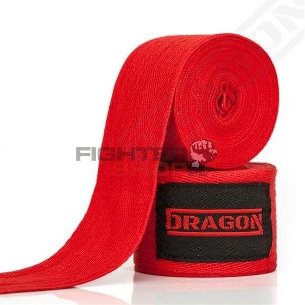 Bandaże bawełniane 4 m Dragon