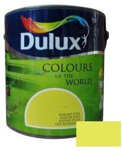 Emulsja Dulux Kolory Świata 2,5l Wyspa Bali - Zielenie
