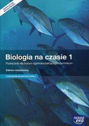 Biologia na czasie podręcznik część 1 szkoła ponadgimnazjalna zakres rozszerzony 35322 564/1/2012/2015 ZAKŁADKA DO KSIĄŻEK GRATIS DO KAŻDEGO...