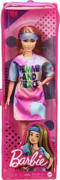 Barbie Fashionistas. Modna przyjaciółka GRB51 - Mattel