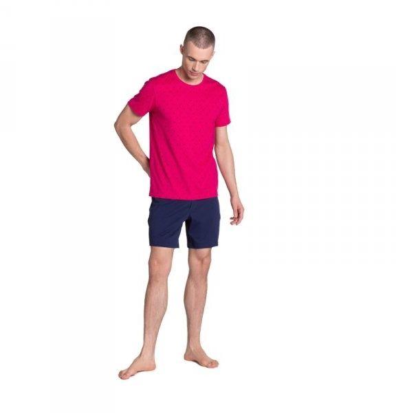 Henderson leaf 38872 fuksja piżama męska