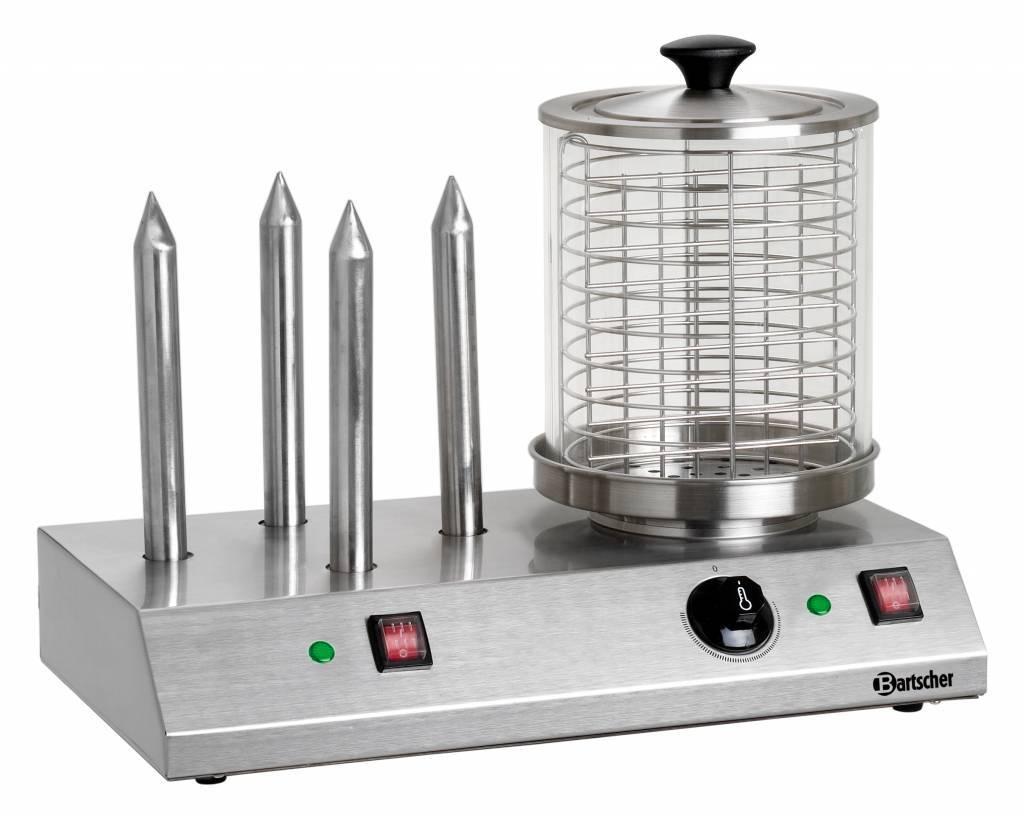 Bartscher Urządzenie do hot-dogów elektryczne - kod A120408