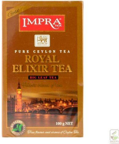 Impra Royal Elixir Gold 100g herbata liściasta