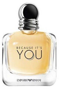 BECAUSE IT''S YOU - Giorgio Armani Woda perfumowana 30 ml
