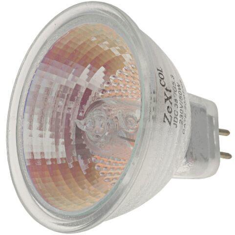 Żarówka halogenowa z reflektorkiem G5,3 230V/50W