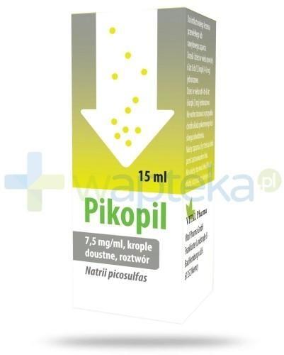 Pikopil 7,5 mg/ml krople doustne 15 ml