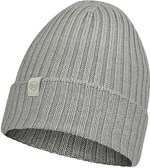 Buff Knitted Hat NORVAL