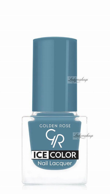Golden Rose - Ice Color Nail Lacquer  Lakier do paznokci - 181