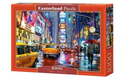 Puzzle Castor 1000 - Times Square, New York