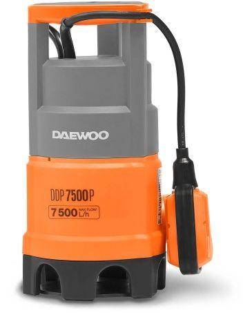 Pompa do wody czystej brudnej zanurzeniowa Daewoo DDP 7500 400W