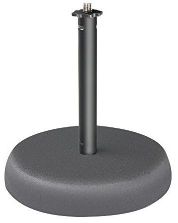 Adam Hall Stands S 8 BB - Tabletop Microphone Stand, statyw mikrofonowy
