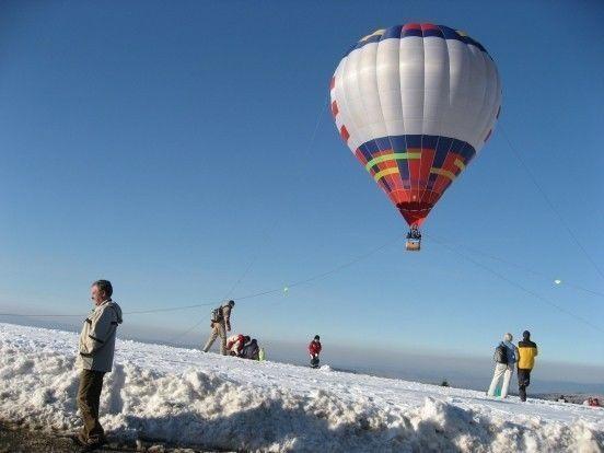 Lot balonem - Lublin I