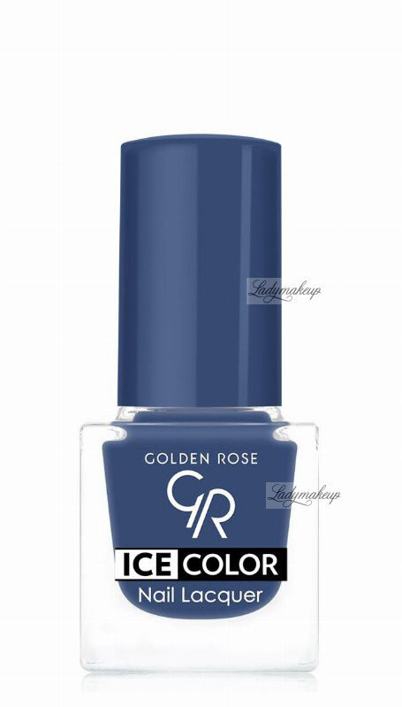 Golden Rose - Ice Color Nail Lacquer  Lakier do paznokci - 182