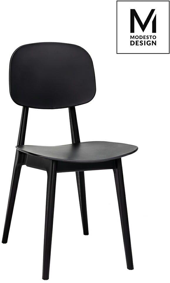Krzesło MODESTO ANDY 8611.BLACK - King Home  Sprawdź kupony i rabaty w koszyku  Zamów tel  533-810-034