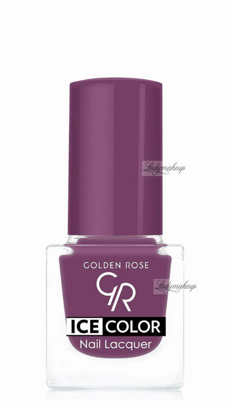 Golden Rose - Ice Color Nail Lacquer  Lakier do paznokci - 183
