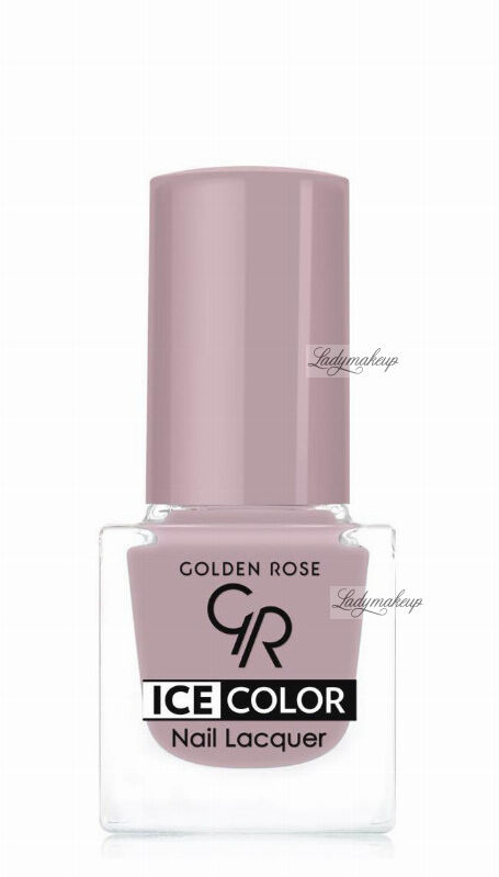 Golden Rose - Ice Color Nail Lacquer  Lakier do paznokci - 184