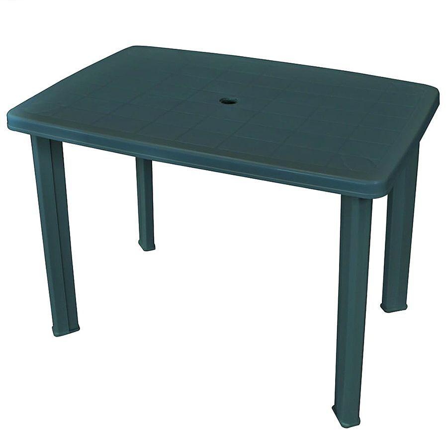 Praktyczny stół ogrodowy Imelda - zielony