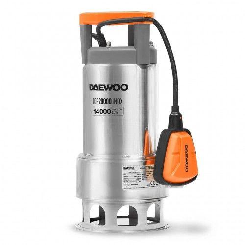 Pompa do wody czystej brudnej zanurzeniowa Daewoo DDP 20000 INOX 900W