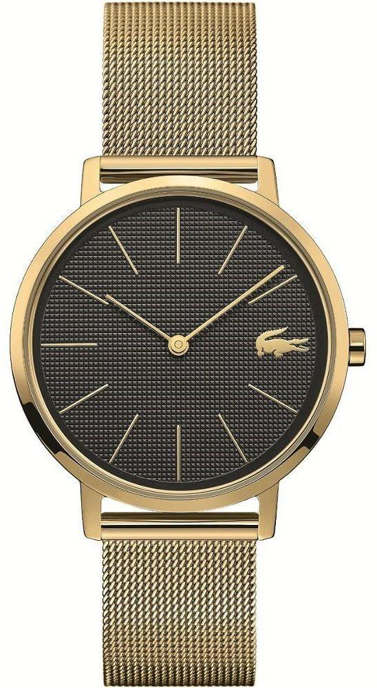 Zegarek Lacoste 2001073 Moon - CENA DO NEGOCJACJI - DOSTAWA DHL GRATIS, KUPUJ BEZ RYZYKA - 100 dni na zwrot, możliwość wygrawerowania dowolnego tekstu.