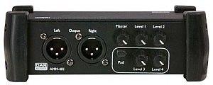 DAP Audio AMM-401 mikser audio