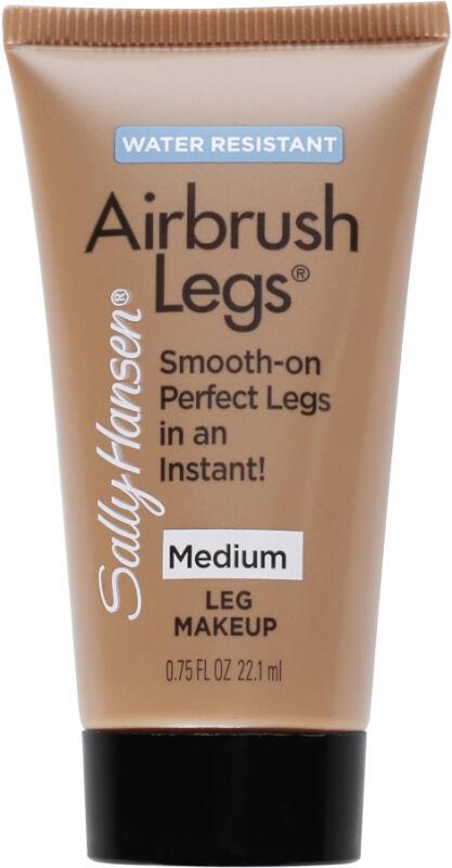 Sally Hansen - Airbrush Legs - Leg Makeup - Wodoodporne rajstopy w kremie - Medium - 22,1 ml